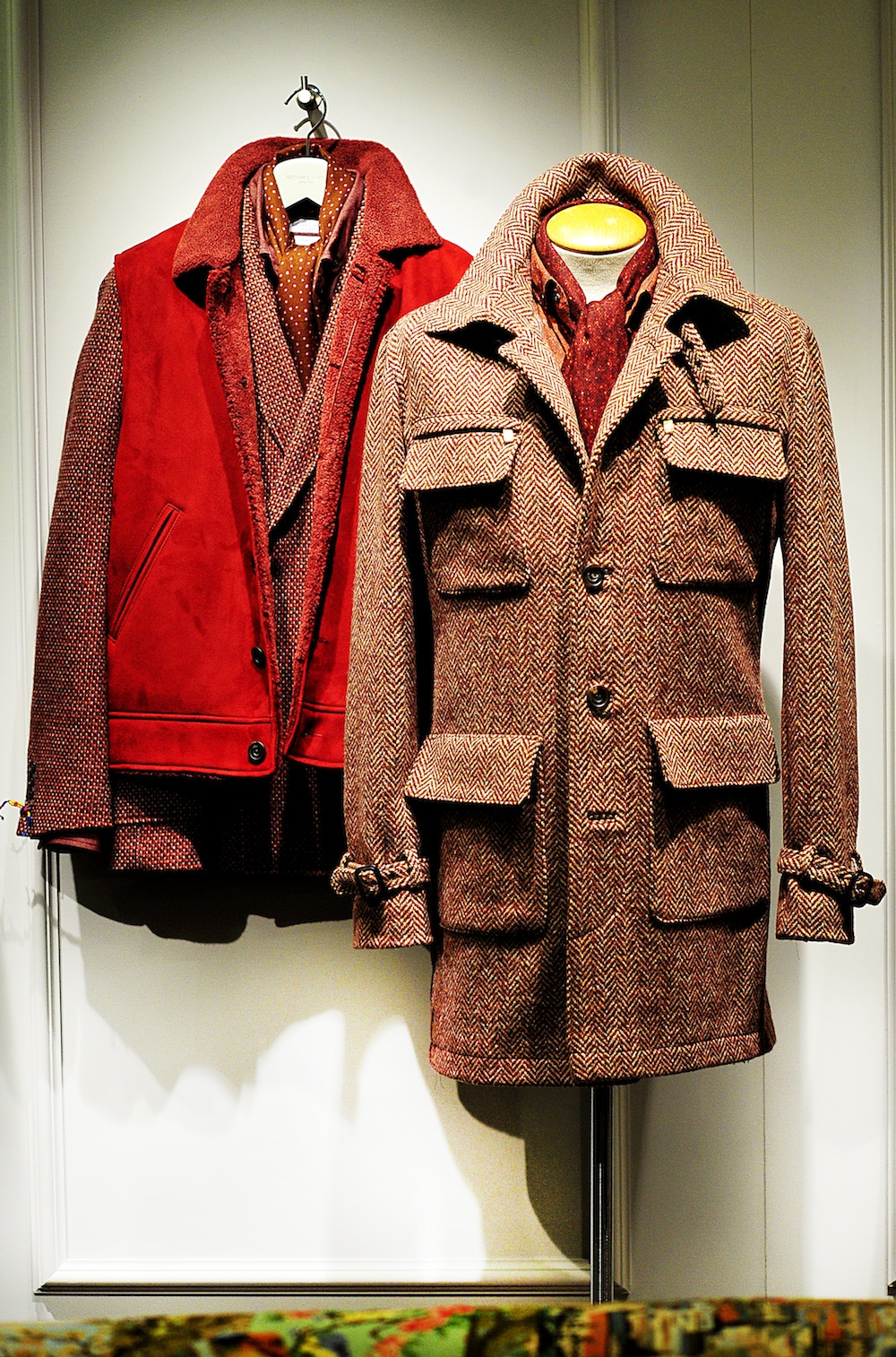 Richard James outerwear