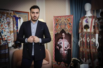 Designer Vahan Khachatryan