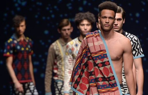 MaXhosa by Laduma SS16. Courtesy Photo