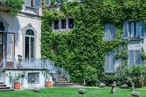 Casa degli Atellani, the palazzo that houses the Leondardo da Vinci vineyards.