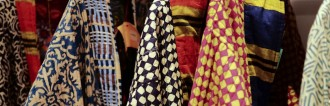 Lisa Corti Textiles.  Photo by Salvo Sportato