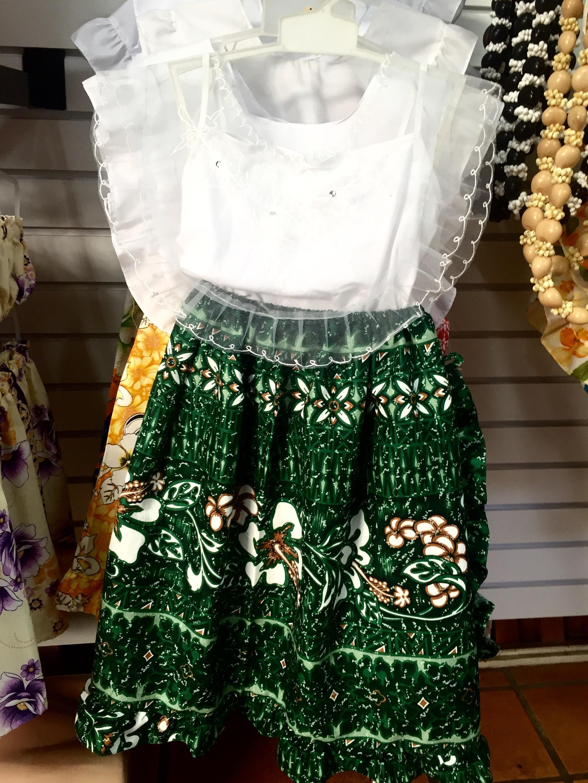 Chamorro mestiza dress images