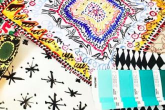 Lar Studio fabrics and colors