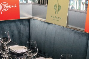 Dinner Toasts Alpaca's Place in Sustainable Luxury