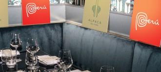 Alpaca del Peru dinner at Milan's Pacifico restaurant
